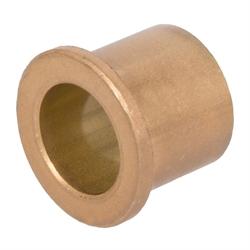 Prírubové klzné  púzdra, verzia V,  spekaný bronz, DIN 1850 (DIN 4379 tvar F)  photo