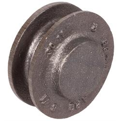 Reťazové kolesá bez zubov, šírka reťaze 4mm photo