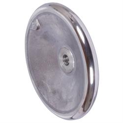 Diskové ručné kolesá podľa DIN 950, hliník photo