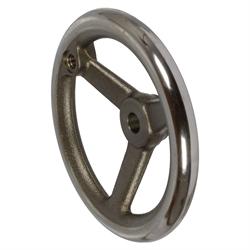 Lúčové kolesá DIN950, kruhový otvor, s závitom, liatina photo