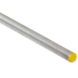 Závitové tyče DIN 976-1 A ( DIN 975), pozink. oceľ 8.8, ľavé photo