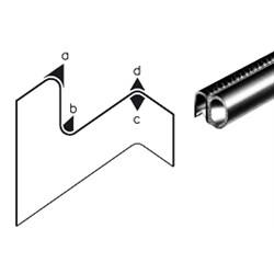Ochrana hrán s tesniacim povrchom s bočným tesnením photo