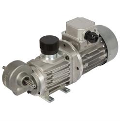 Variator. prevodové motory MUN s šnek. prevodmi photo