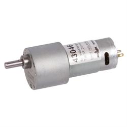 Špirálové malé prevodové motory, typ SF, 24 V, do 2 Nm photo