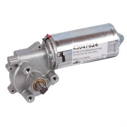 Šnekové malé prevodové motory SFS, 12 V a 24 V, do 10 Nm photo