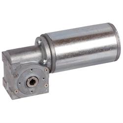 Malé šnekové motory SG, 24 V s dutým hriadeľom photo