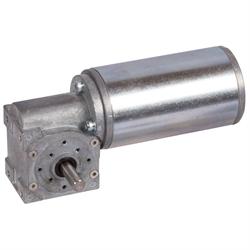 Malé šnekové motory SG, 24 V s hriadeľom na strane 1 photo