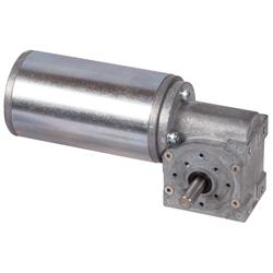 Malé šnekové motory SG, 24 V s hriadeľom na strane 2 photo