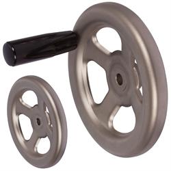 Lúčové kolesá, plechové, nerez photo