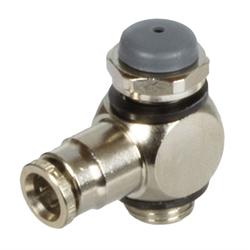 Uhlový otočný spoj s regulačným ventilom a tesniacim krúžkom photo