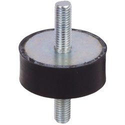 Kovovo-gumové tlmiče MGP so sktutkou na obe strany, ocel photo