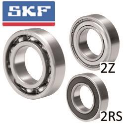 Kuličkové 1-řadové ložisko SKF průměr 20-50mm photo