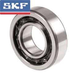 Valivé ložiská s kosouhlým stykom SKF, vnútorný priemer 10 - 30mm photo