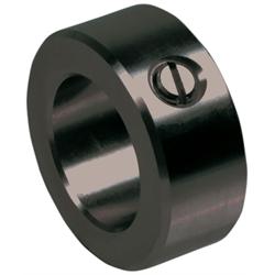 Krúžky DIN 705 A, čiernené photo