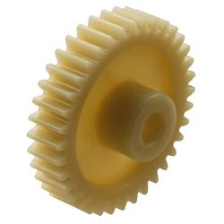 Ozubené kolesá odliate z plastu Polyketon, modul 0,5 až 3,0 photo