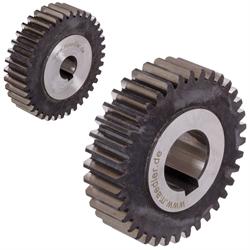 Presné ozubené kolesá, kalené a brúsené, oceľ 16MnCr5, Modul 1 až 3 photo