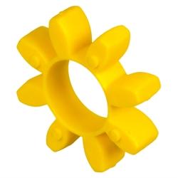 Náhradné vložky, štandardný typ, 92° Shore, žlté photo